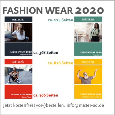 Fashion Wear Katalog 2020